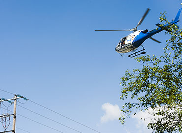 Helicopter Powerline Inspections