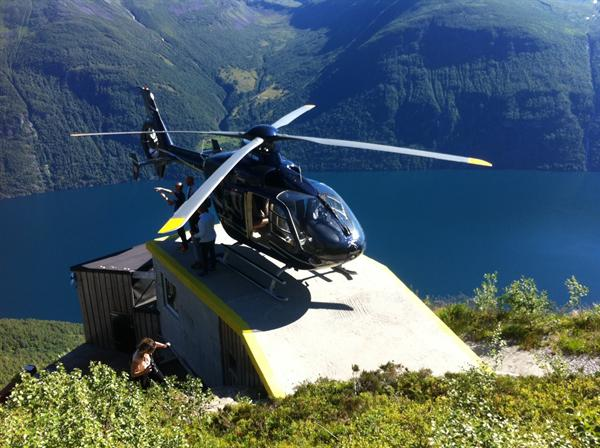 Helicopter Charter Flights with Pegasus Helicopter